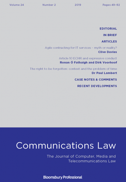 Communications Law 24.2